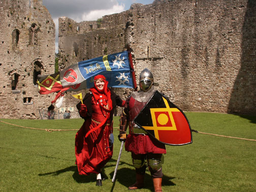 The Chronicles of the Chepstow Tournament | SirGuillaume.com
